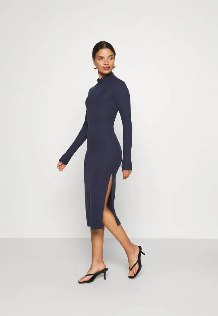 zalando petite long dress