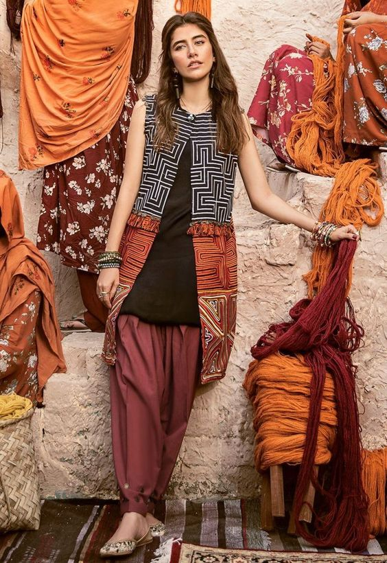 Ethnic Salwar Suits for Petite