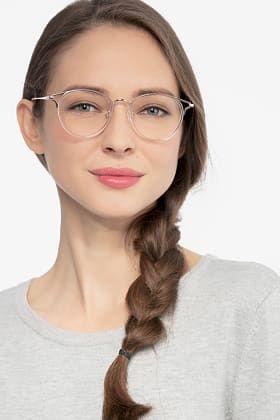 Rimmed Glasses Frames