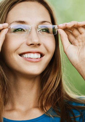 Rimless Glasses trends