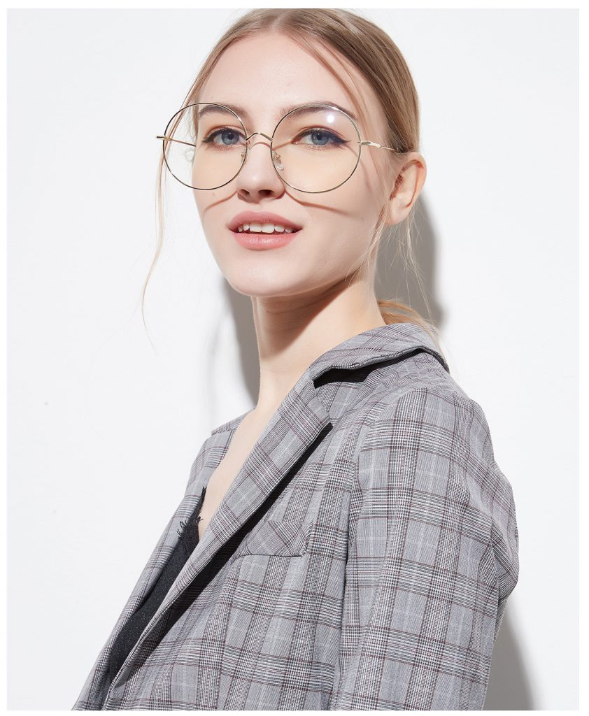 prescription glasses for office working ladies