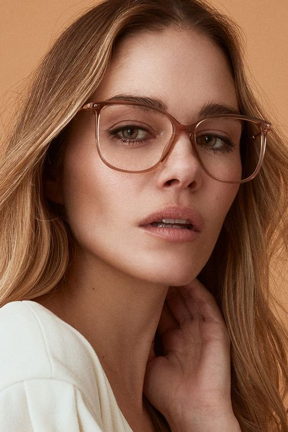 latest spectacle frames female 2020