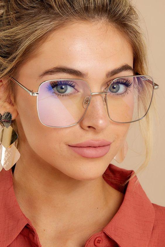 2021 eyeglasses trends female