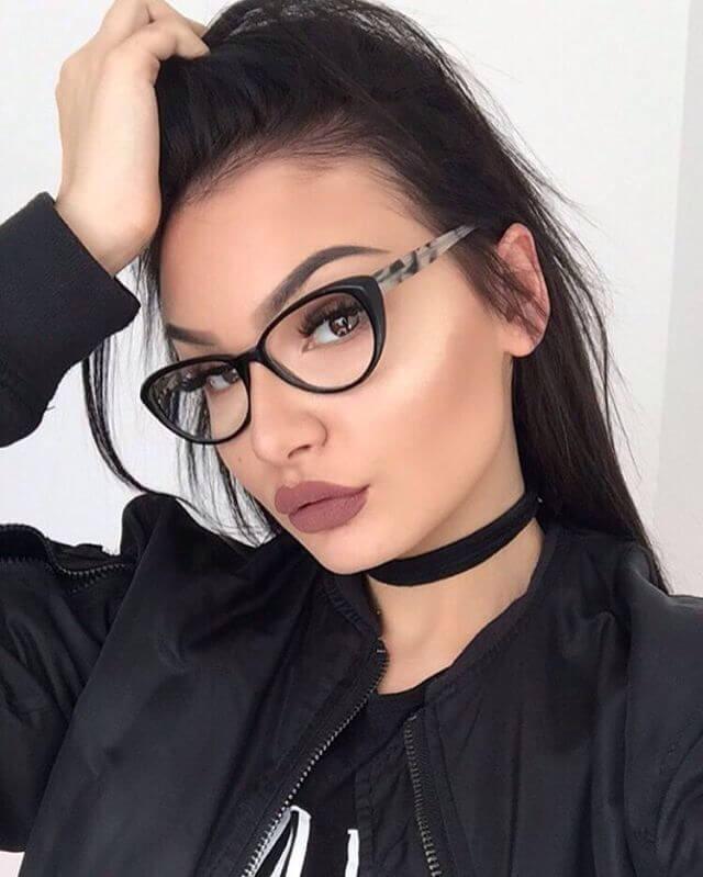 spectacles frames for girl latest