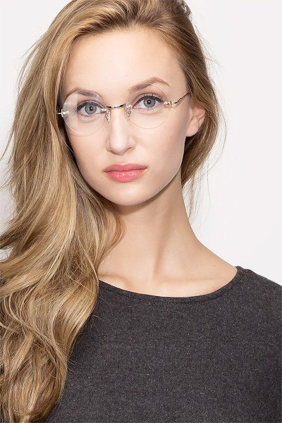 rimless glasses brands