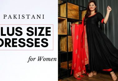 Pakistani Plus size dresses for Women in Pakistan